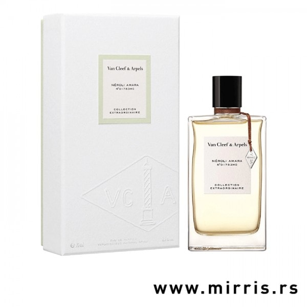 Boca parfema Van Cleef & Arpels Neroli Amara i originalna bela kutija