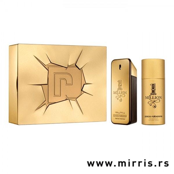 Boca parfema i dezodorans Paco Rabanne One Million