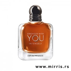 Originalna boca testera Giorgio Armani Stronger With You Intensely