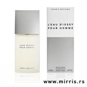 Boca parfema Issey Miyake L'Eau d'Issey Pour Homme i originalna kutija