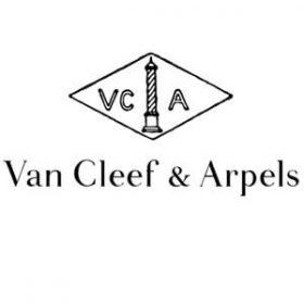 Logo brenda Van Cleef & Arpels