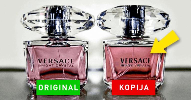 Razlika između kopije i originala