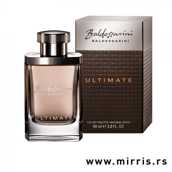 Originalni parfem Baldessarini Ultimate pored kutije