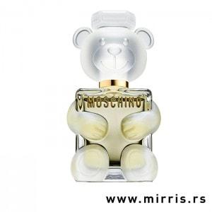 Tester parfema Moschino Toy 2 u obliku medveda