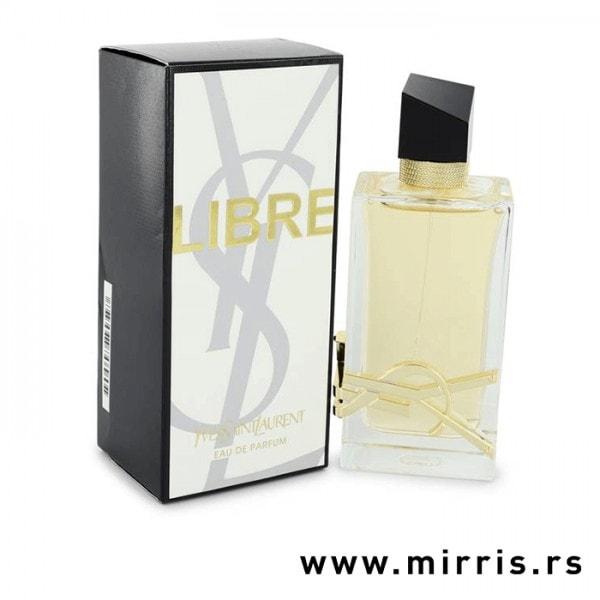 Originalni parfem Yves Saint Laurent Libre pored kutije