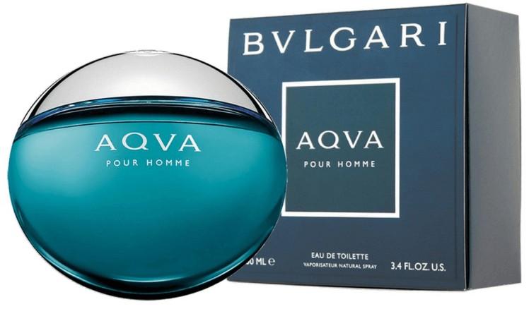 Najbolji muški parfemi: Bvlgari Aqva Pour Homme