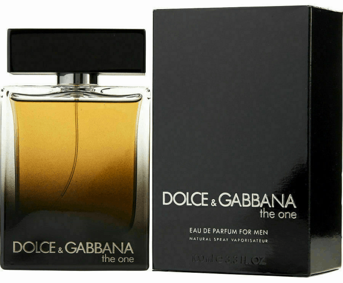 Najbolji muški parfemi: Dolce & Gabbana The One For Men