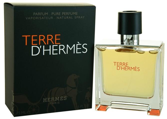 Muški parfem Hermes Terre d'Hermes