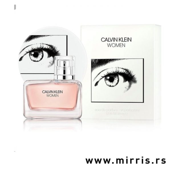 Parfem Calvin Klein Women pored originalne kutije