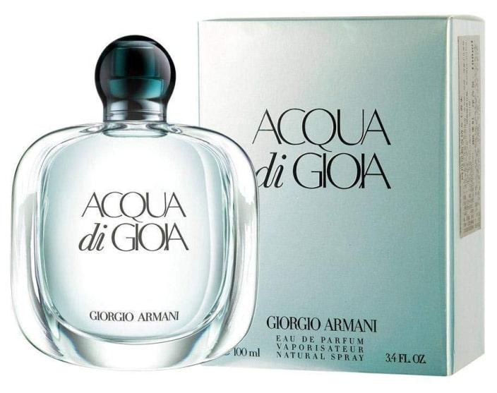 Kako da parfem traje duže: Giorgio Armani Acqua Di Gioia