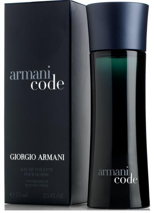 Kako da parfem traje duže: Giorgio Armani Code