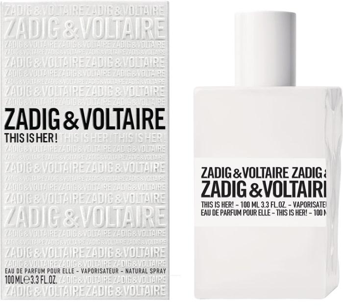 Kako da parfem traje duže: Zadig & Voltaire This Is Her