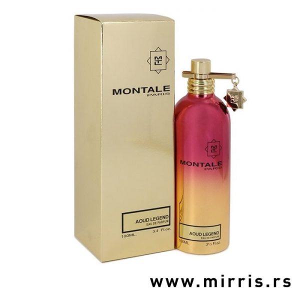 Niche parfem Montale Aoud Legend