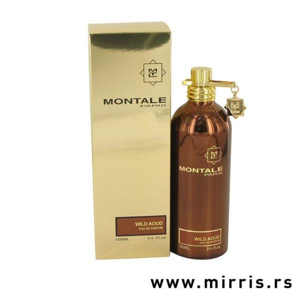 Niche parfem Montale Wild Aoud