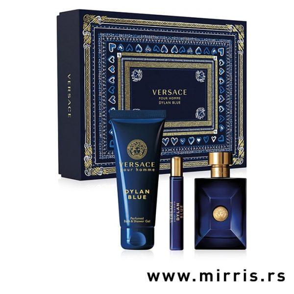 Set Versace Dylan Blue Pour Homme