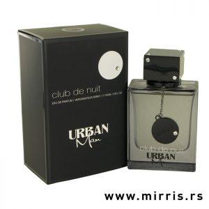Boca parfema Armaf Club De Nuit Urban Man i kutija crne boje