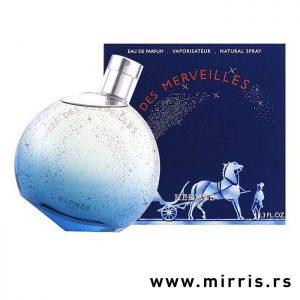 Bočica parfema Hermes L'Ombre Des Merveilles i plava kutija