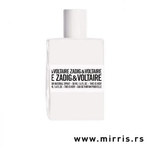 Bočica parfema Zadig&Voltaire This Is Her