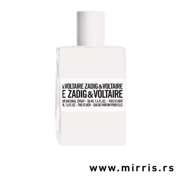 Bočica parfema Zadig&Voltaire This Is Her