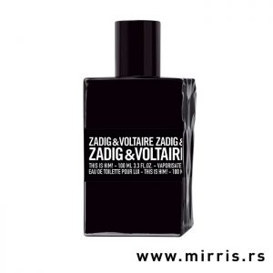 Tester parfema Zadig&Voltaire This Is Him