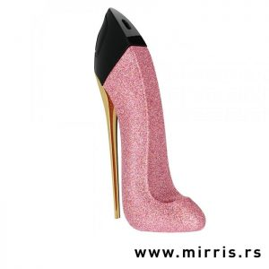 Ženski parfem Carolina Herrera Good Girl Fantastic Pink u obliku štikle