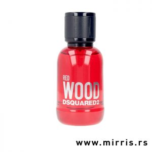 Crvena boca parfema DSQUARED² Red Wood