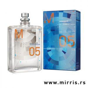 Boca unisex parfema Escentric Molecules Molecule 05 i kutija