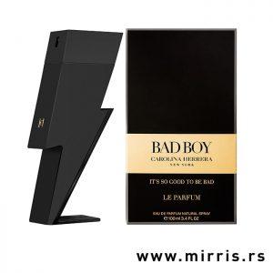 Boca parfema Carolina Herrera Bad Boy Le Parfum i crna kutija